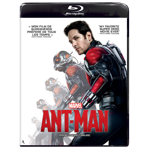 Ant-Man (Bilingual) (Blu-ray) (2015)