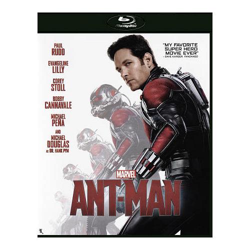 Ant-Man (English) (Blu-ray) (2015)
