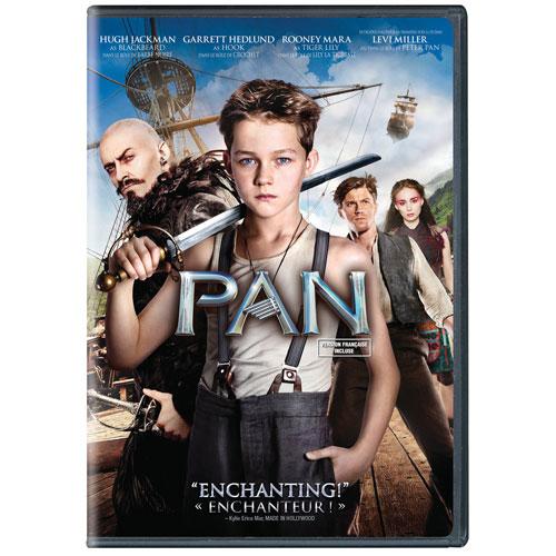 Pan (bilingue) (2015)