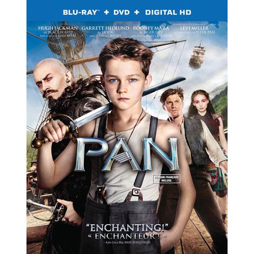 Pan (Bilingual) (Blu-ray) (2015)
