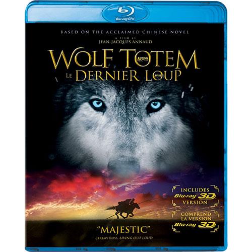 Wolf Totem (Bilingual) (Blu-ray) (2015)