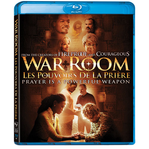 War Room (bilingue) (Blu-ray)