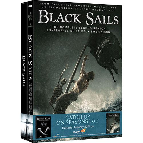 Black Sails: saison 1 & 2