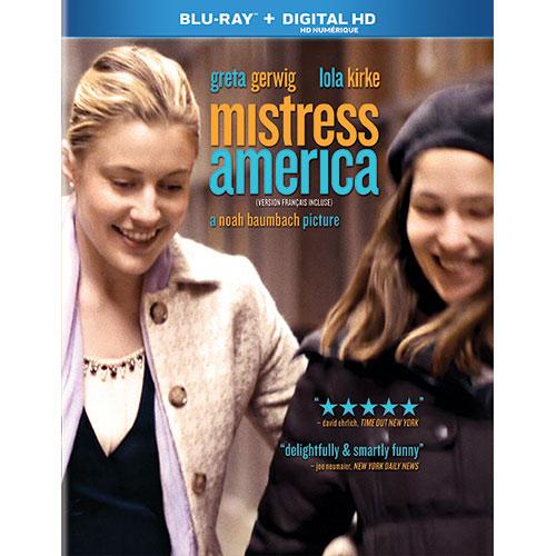 Mistress America (Blu-ray) (2015)