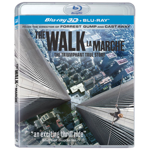 Walk The (Bilingual) (3D Blu-ray) (2015)