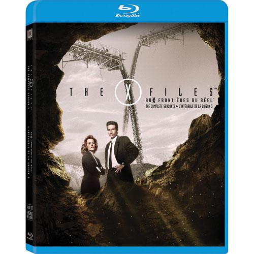 X-Files: Season 3 (Blu-ray) (1995)