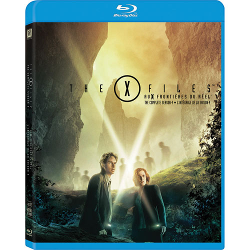 X-Files: Season 4 (Blu-ray) (1996)