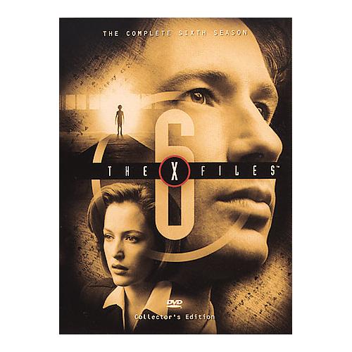 X-Files: Season 6 (Blu-ray) (1998)