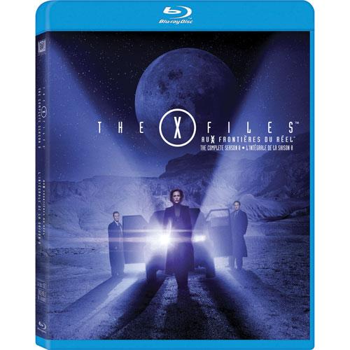 X-Files: saison 8 (Blu-ray) (2000)