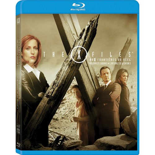 X-Files: saison 9 (Blu-ray) (2001)