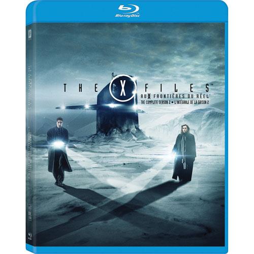 X-Files: Season 2 (Blu-ray) (1994)