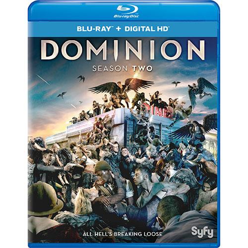 Dominion: saison 2 (Blu-ray)