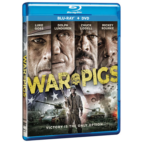 War Pigs (Blu-ray Combo) (2015)