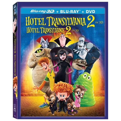 Hotel Transylvania 2 (3D Blu-ray Combo) (2015)