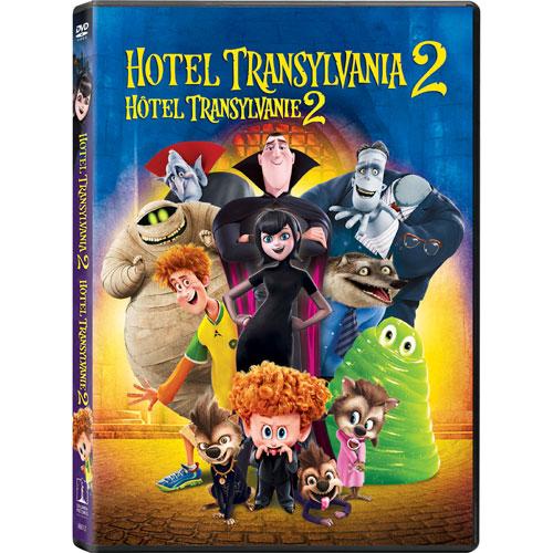 Hotel Transylvania 2 (Bilingue) (2015)