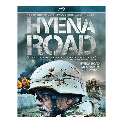 Hyena Road (Blu-ray) (2015)