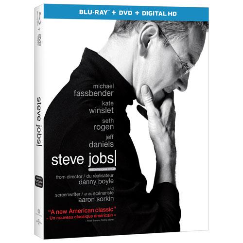Steve Jobs (Blu-ray Combo) (2015)