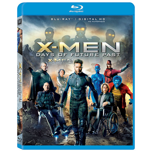 X-Men: Days of Future Past (Blu-ray) (2014)