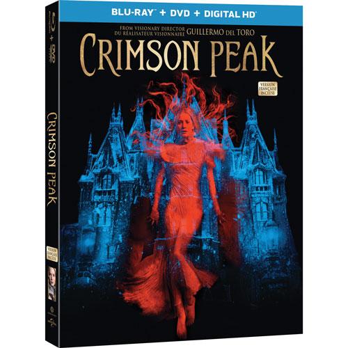 Crimson Peak (Blu-ray Combo) (2015)