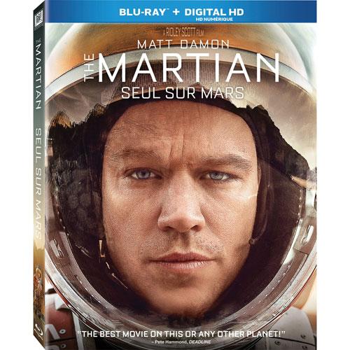 The Martian (Blu-ray) (2015)