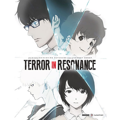 Terror In Resonance: The Complete Series (édition limitée) (combo Blu-ray)
