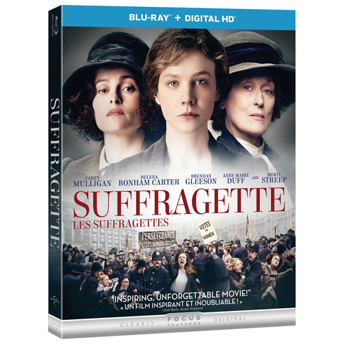 Suffragette (Combo Blu-ray) (2015)