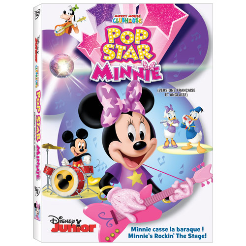 Mickey Mouse Clubhouse: Pop Star Minnie (Bilingual)