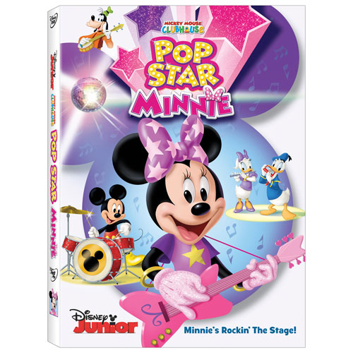 Mickey Mouse Clubhouse: Pop Star Minnie (anglais)