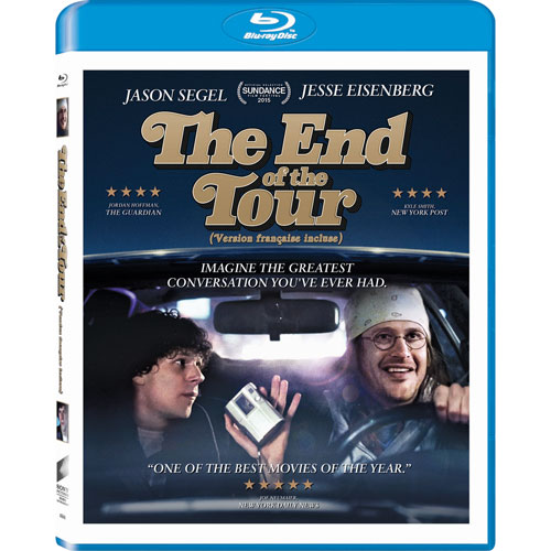 End of the Tour (bilingue) (Blu-ray)