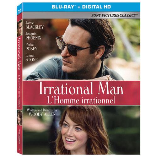Irrational Man (Bilingual) (Blu-ray)