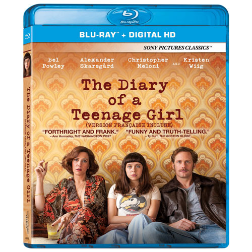 Diary Of A Teenage Girl (Bilingual) (Blu-ray)