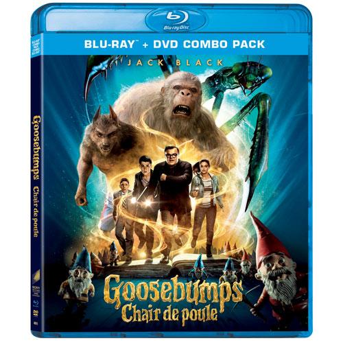 Goosebumps (Blu-ray) (2015)