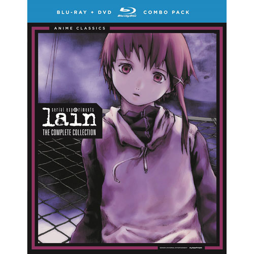 Serial Experiments Lain - The Complete Series (Combo Blu-ray)