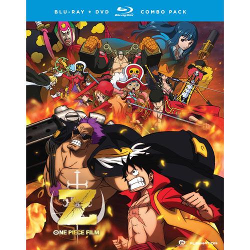 One Piece Film Z Movie (Combo Blu-ray)