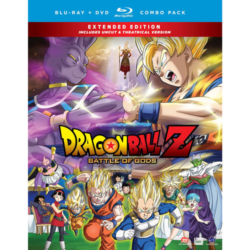 Dragonball Z - Battle Gods (Blu-ray Combo)