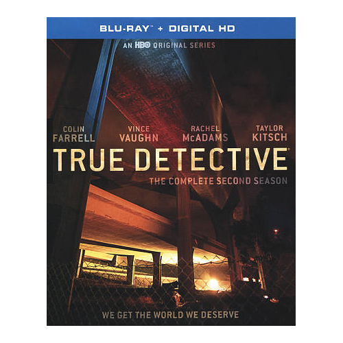 True Detective: Season 2 (Blu-ray)