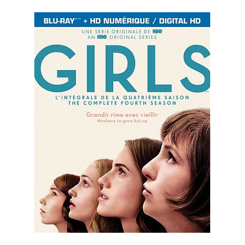 Girls : saison 4 (français) (Blu-ray)