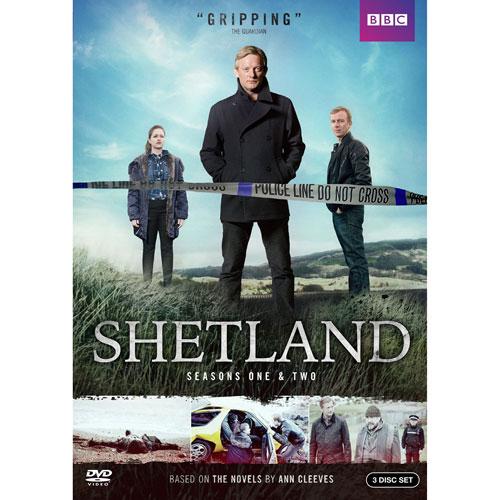 Shetland: Season 1 and 2