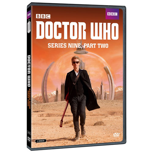 Doctor Who: Series 9 Part 2