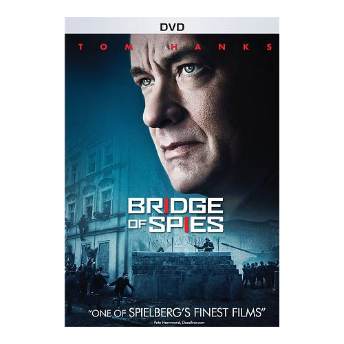 Bridge of Spies (anglais) (2015)