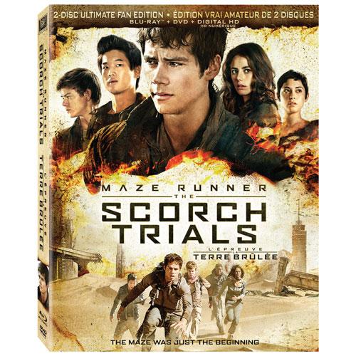 Maze Runner 2: Scorch Trials (Blu-ray)
