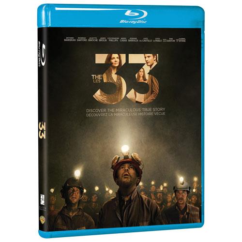 The 33 (Blu-ray) (2015)
