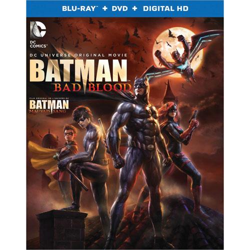 Batman: Bad Blood (DC Universe) (Blu-ray Combo)