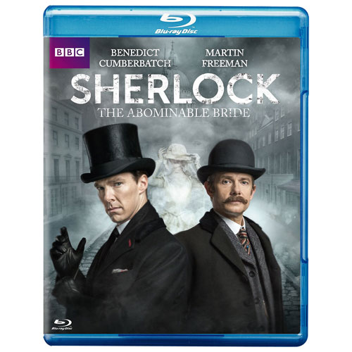 Sherlock: The Abominable Bride (Bilingual) (Blu-ray)