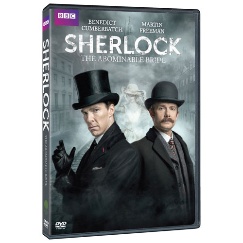 Sherlock: The Abominable Bride (Bilingue)