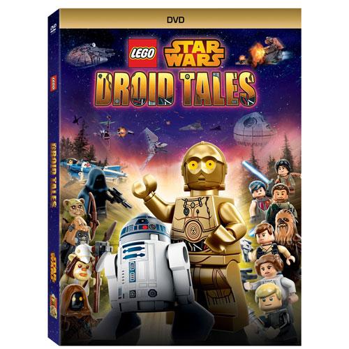 Lego Star Wars: Droid Tales (anglais)