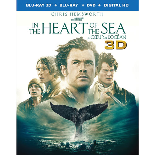 In the Heart Of the Sea (3D Blu-ray Combo) (2015)