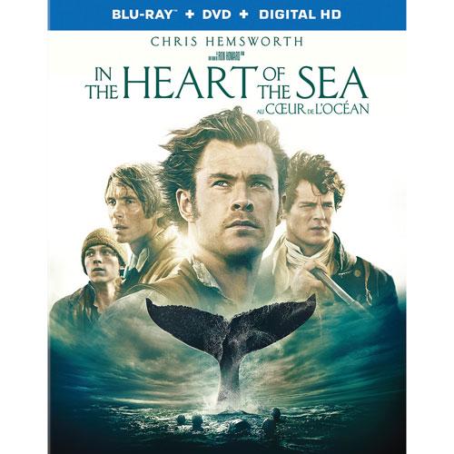 In Heart Of Sea (combo Blu-ray) (2015)