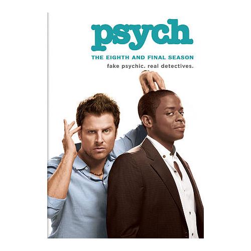 Psych: saison 8