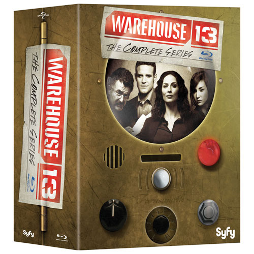 Warehouse 13: Complete Series (Blu-ray)